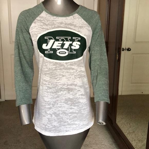a95cc249a NFL Shop NY Jets Baseball Tee. M_5b4155a92e1478157cd95f03:
